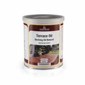 Terrace Oil - Decking Oil Φυσικό